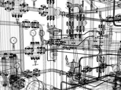 Проектирование<br/>инженерных сетей (en)